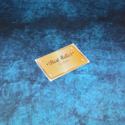 Etiquetas Rectangulares Color  - 8