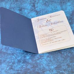 Tarjeta Pasaporte  - 2