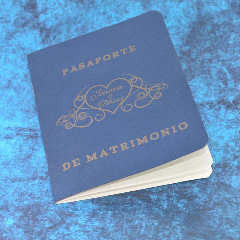 Tarjeta Pasaporte  - 1