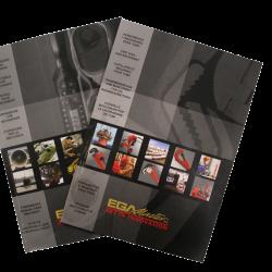 Catálogo Caratula Plastificado  - 2