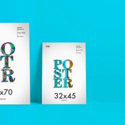 Afiches de Diseño Grafico  - 2