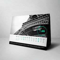 Calendario Escritorio  - 1