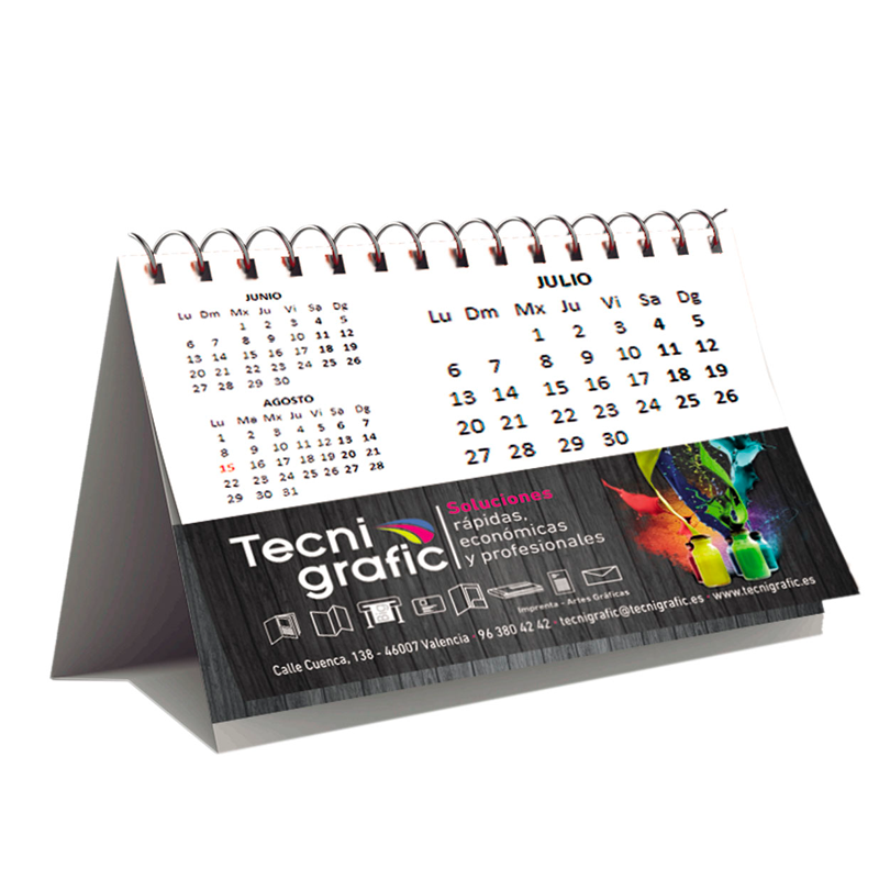 Calendario Grande  - 1