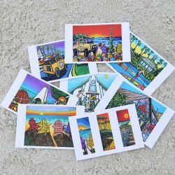 Tarjeta postal  - 1