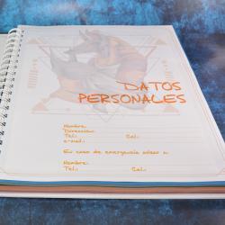 Agenda 5 materias  - 3
