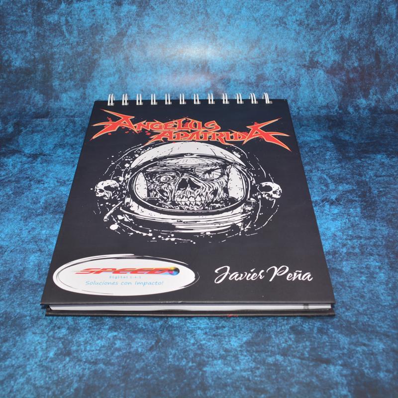 Cuadernos Tapa dura  - 1