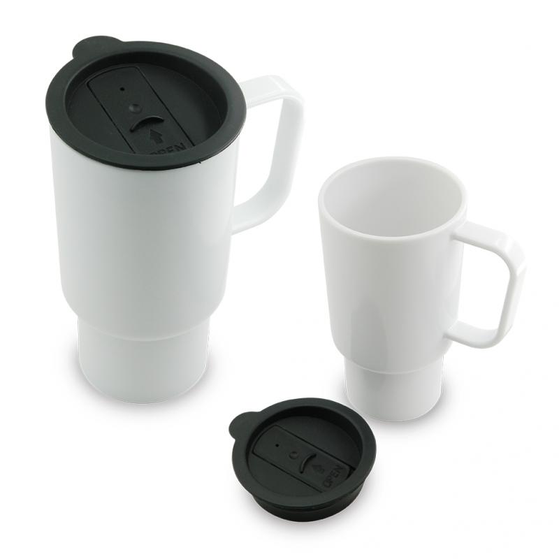 Mug con Tapa  - 3